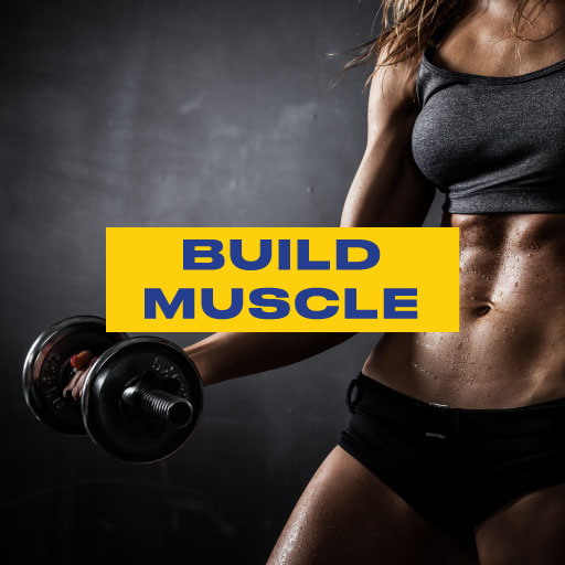 Protein for Build muscles