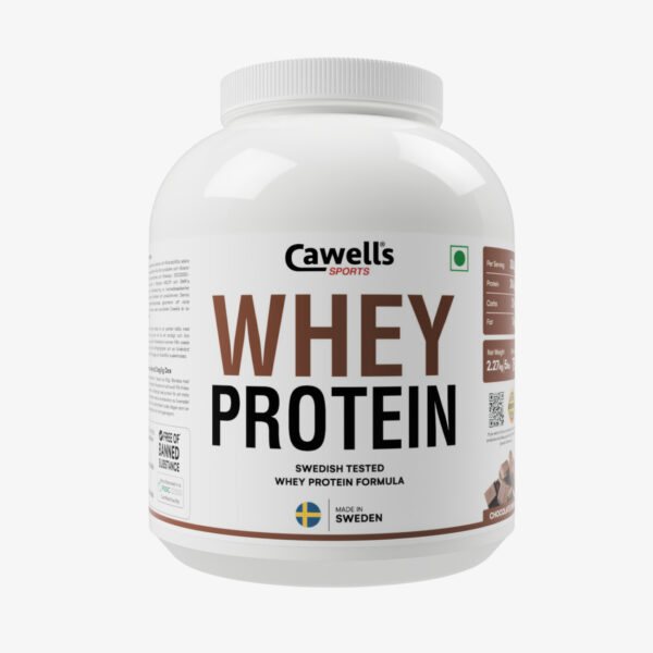 Whey Protein Chocolate Powder for Weight Loss