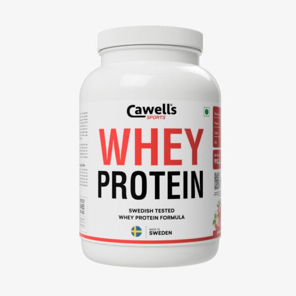 Strawberry Whey Protein 2lbs