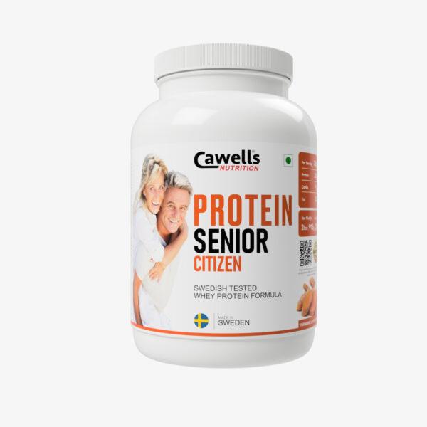 Senior Citizens Protein