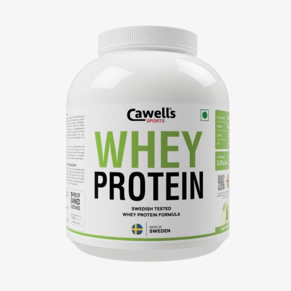 Whey Protein Pear Vanilla